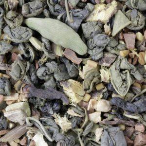 Biologische thee