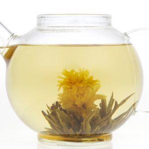 Bloeiende thee