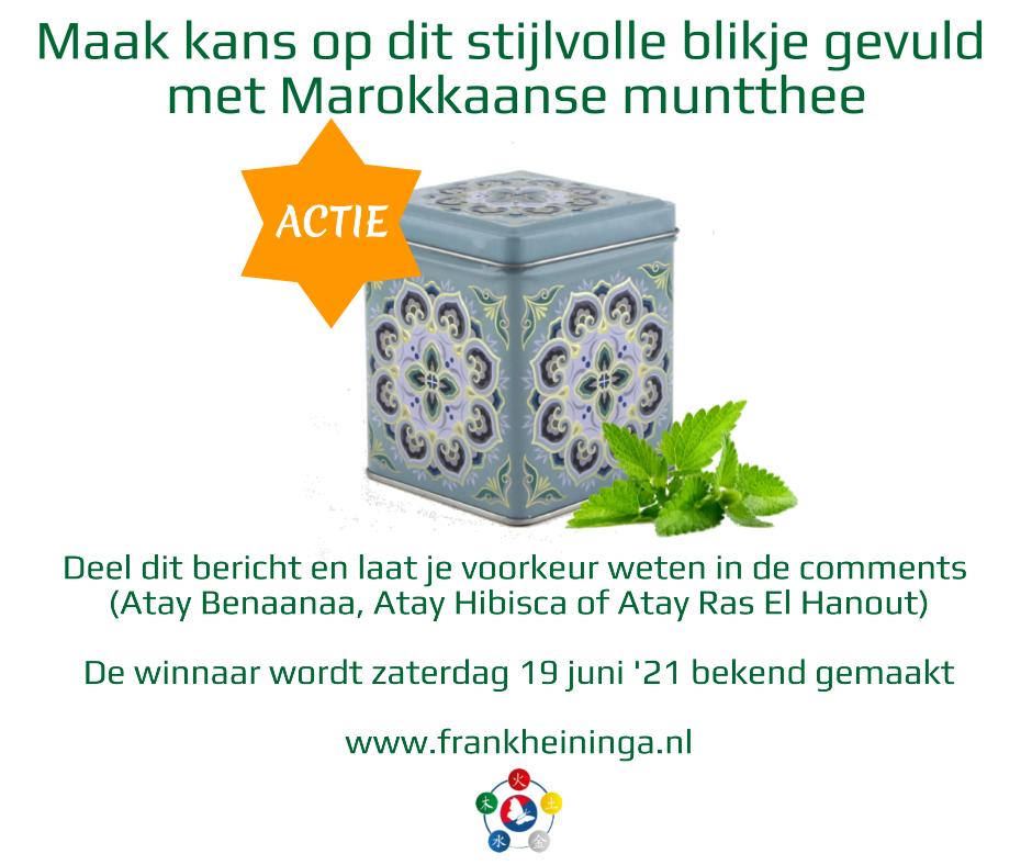 Deel & Win FB actie
